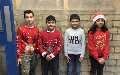 Pupils gift 'kindness' to vulnerable people in Bradford